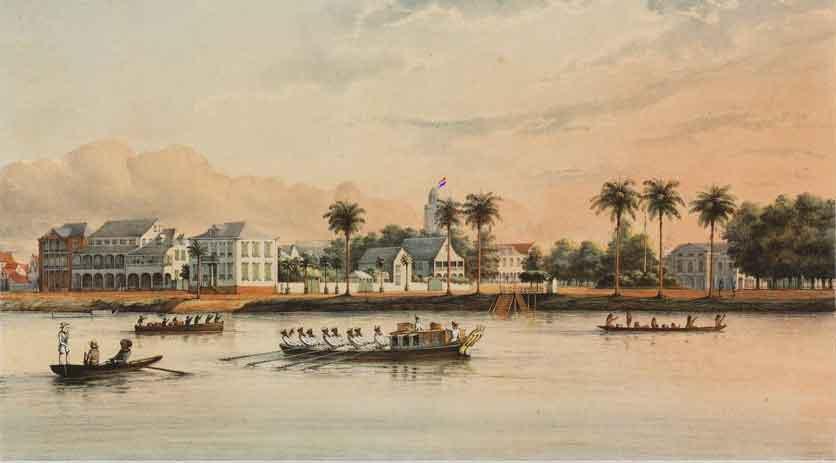 Geschiedenis Suriname