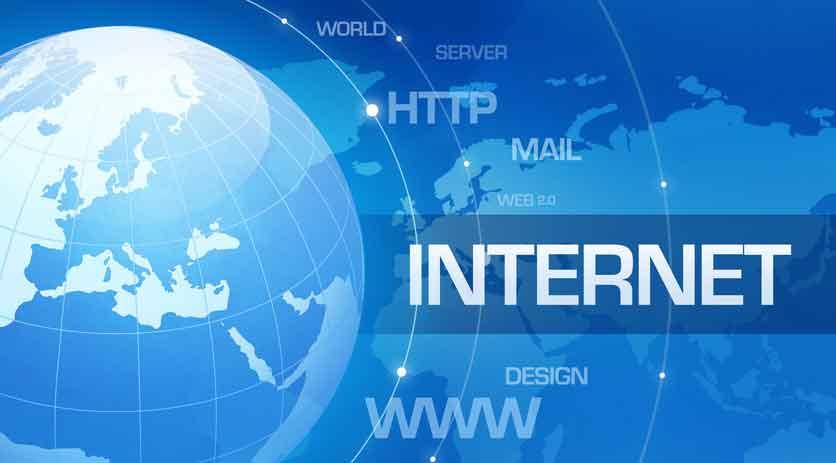 Internet in Suriname