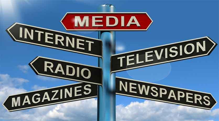 Media bedrijven in Suriname