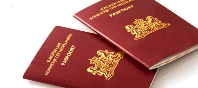 Nederlands paspoort