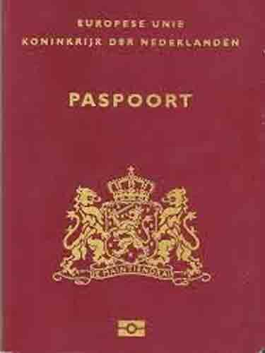 Paspoort-NL