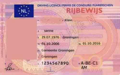 Rijbewijs-NL