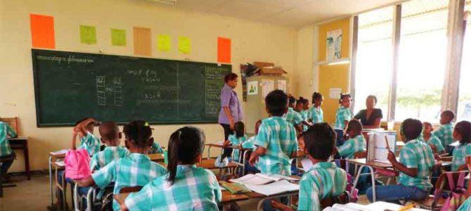 Onderwijs in Suriname