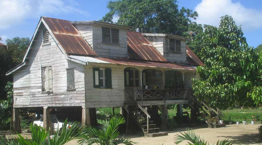 Stagen huisvesting Suriname
