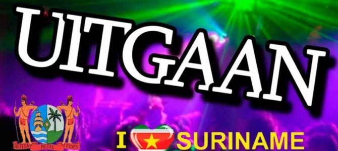 Uitgaan Suriname