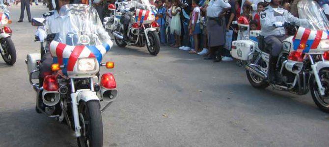 Veiligheid Suriname