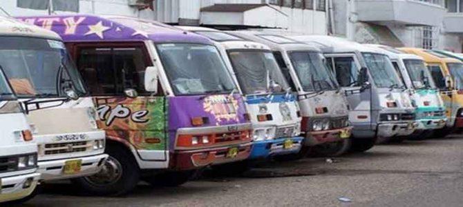 Vervoer in Suriname