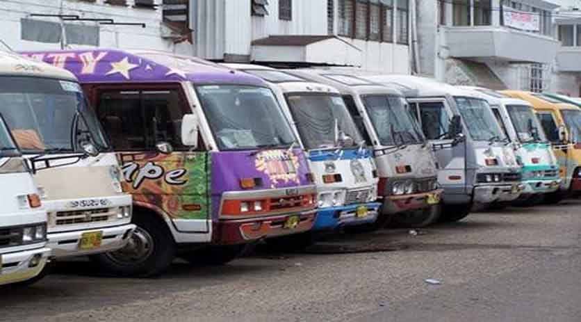 Vervoer Suriname