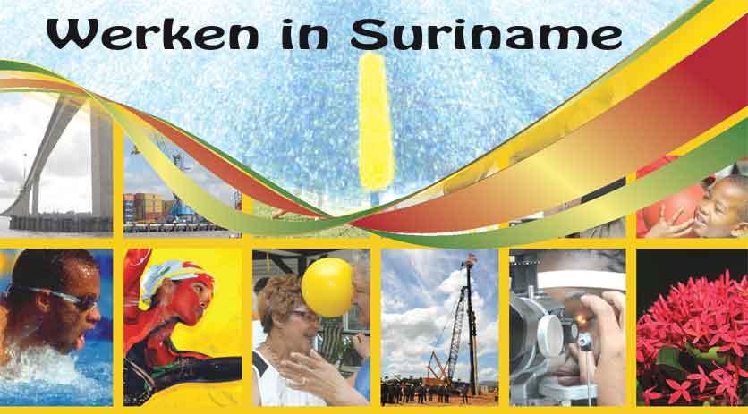 Werken in Suriname