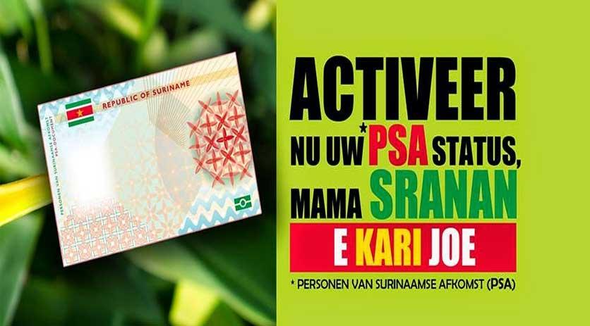 PSA Suriname