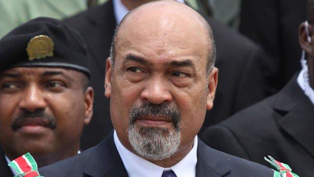 Suriname Bouterse