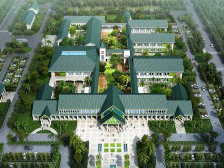 Suriname ziekenhuis-Wanica