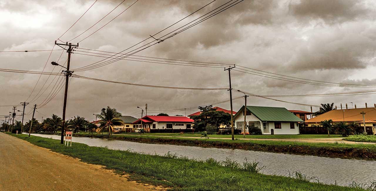 Huizen Suriname