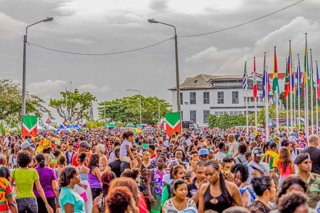 Suriname onafhangelijkheidsdag