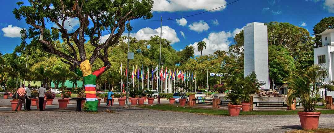 Suriname Emigreren