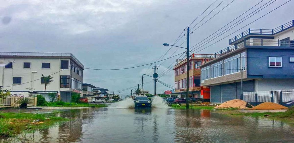 Seizoenen Suriname