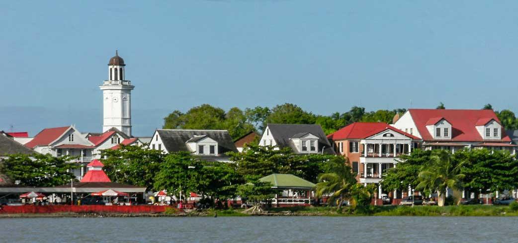 Suriname Waterkant